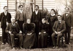 John M. Abraham family (1898)