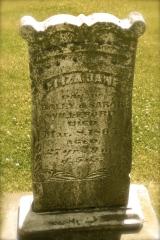 Jane Willeford's Gravestone