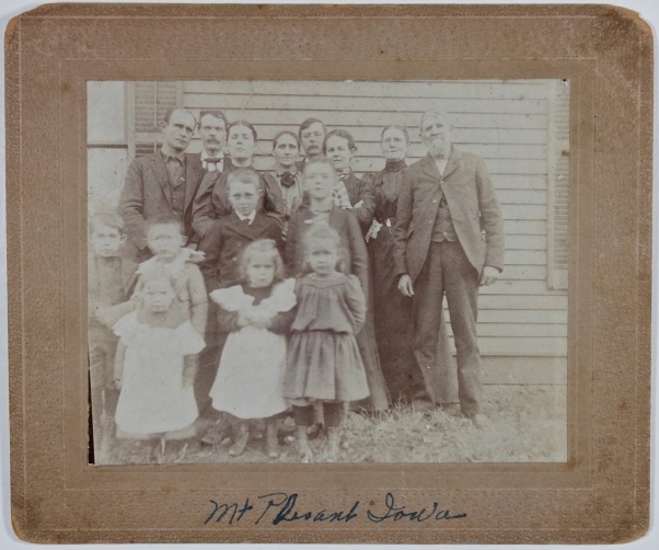 Abraham Family