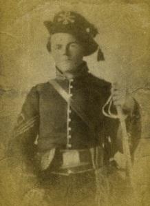 Sgt. Lot Abraham (1862)