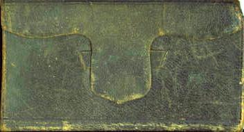 Lot Abraham's 1864 Diary