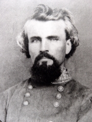 Confederate Gen. Nathan B. Forrest