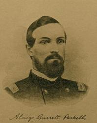 Maj. Alonzo B. Parkell
