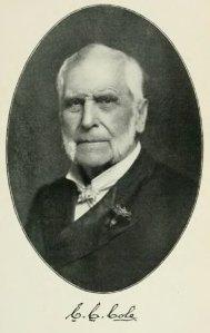Judge Chester C. Cole (1824-1913)