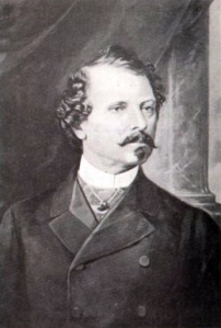 Thomas Mayne Reid (1818-1883) was the author of The Bush Boys: History and Adventures of a Cape Farmer and His Family (1856)