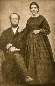 Ellen G. & James White