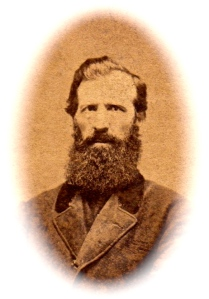 Judge William Dunn Leedham administered the oath to Lot and other members of the 4th Iowa Cavalry in Mt. Pleasant on October 1861