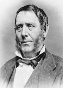 Iowa Governor Samuel Kirkwood