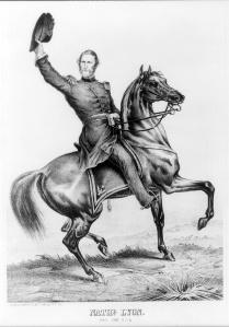 Gen. Nathaniel Lyons