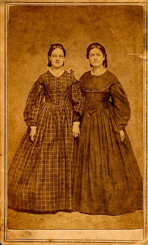 Two of Lot's Relatives from Mt. Pleasant, Iowa?
