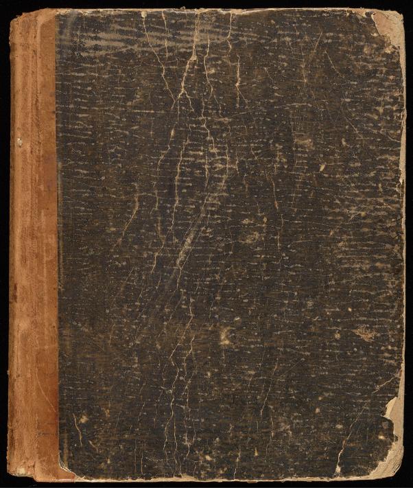 Lot Abraham's 1865 Diary