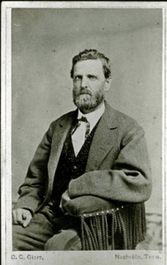 CSA General John Crawford Vaughn accompanied Capt. Lot Abraham to Augusta, Ga. to work out terms of surrender.