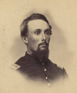 Capt. Alfred Cooley, 156th New York Vols.