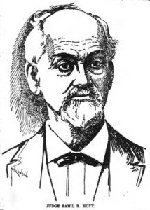 Judge Samuel Beecher Hoyt