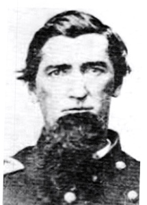 Major Abiel R. Pierce, 4th Iowa Cavalry