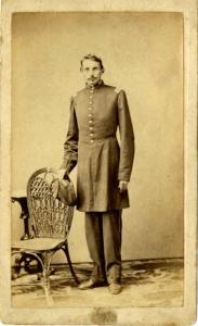 Lt. Miles A. Stacy, 36th O.V.I., Ohio Historical Society